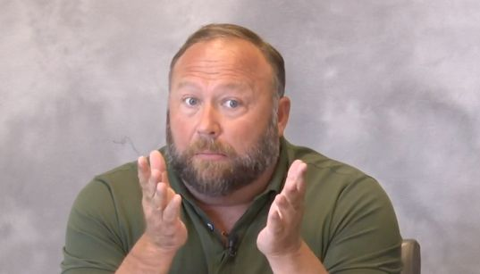 We Got Alex Jones' Deposition Video. It Was A Predictable Disaster For