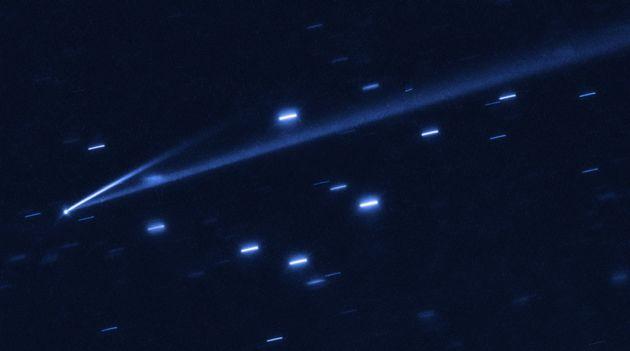 L'astéroïde Gault, pris en flagrant délit
