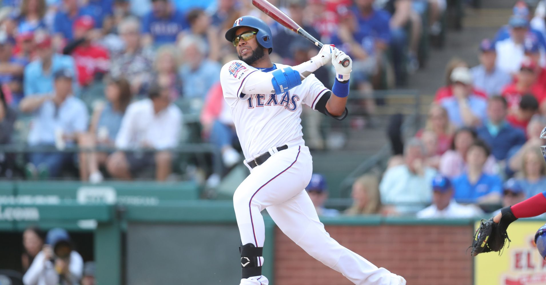 Elvis Andrus Is Using 'Baby Shark' As His Walk-Up Song