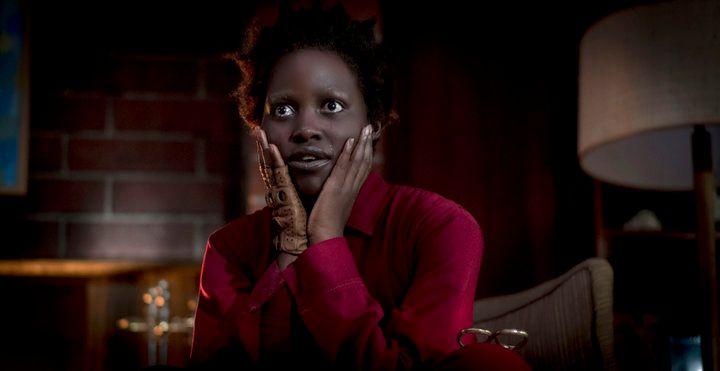 """Lupita Nyong'o as Red in Jordan Peele's """"Us."""""""