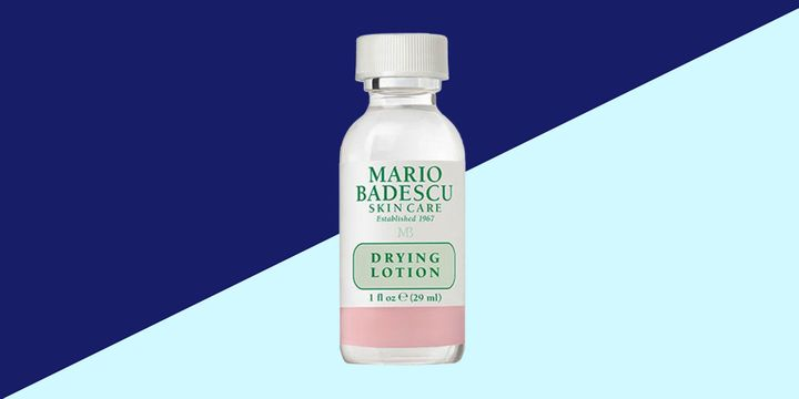 "This <a href=""https://fave.co/2ucTc7J"" target=""_blank"" rel=""noopener noreferrer"">Mario Badescu Drying Lotion</a>&nbsp;is an acne spot treatment formulated with salicylic acid and calamine to shrink the size of your pimple overnight."