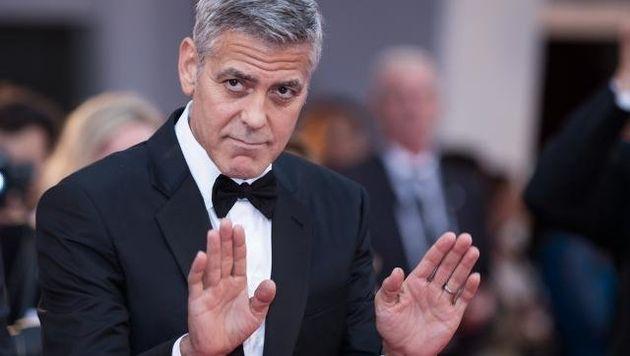 Ο Τζορτζ Κλούνεί ζητά μποϊκοτάζ των ξενοδοχείων του Σουλτάνου του