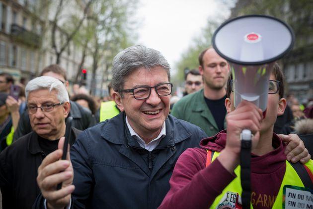 La France insoumise va produire ses propres sondages (Photo