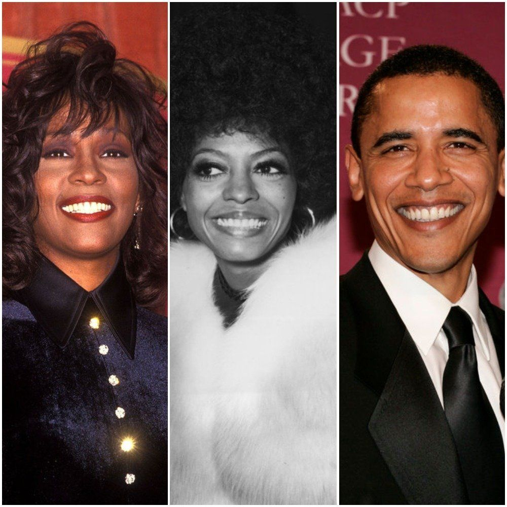 Icons like Diana Ross, Barack Obama, Whitney Houston and Beyonce have all graced the red carpet with style