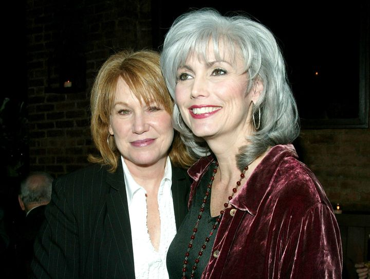 Place and Emmylou Harris in 2003.