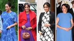 Meghan Markle's Most Stunning Maternity Style