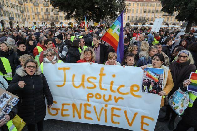 """Résultat de recherche d'images pour """"Macron Genevieve Legay sagesse"""""""