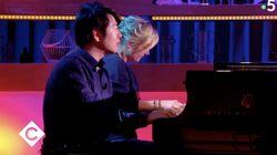 Anne-Élisabeth Lemoine partage le piano du virtuose