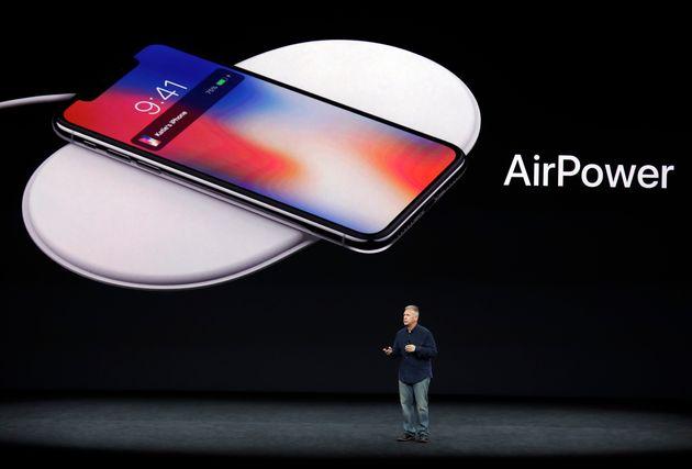 애플이 무선충전패드 '에어파워' 출시를