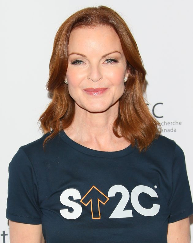 Marcia Cross Opens Up About Her Experience With Anal