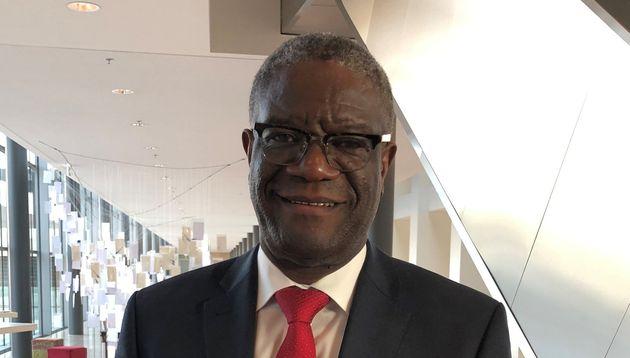 Denis Mukwege soigne depuis deux décennies les victimes deviolences sexuellesdans...