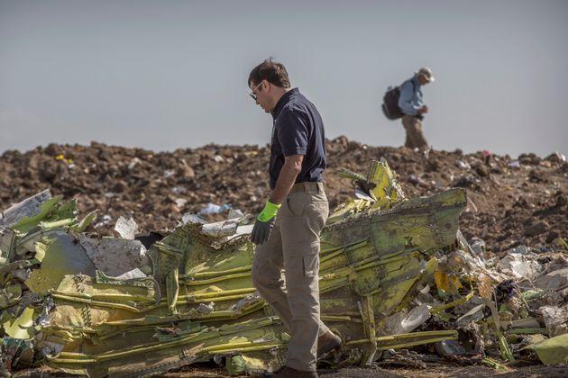 Αιθιοπία: Ελαττωματικός αισθητήρας ύποπτος για την συντριβή του Boeing 737