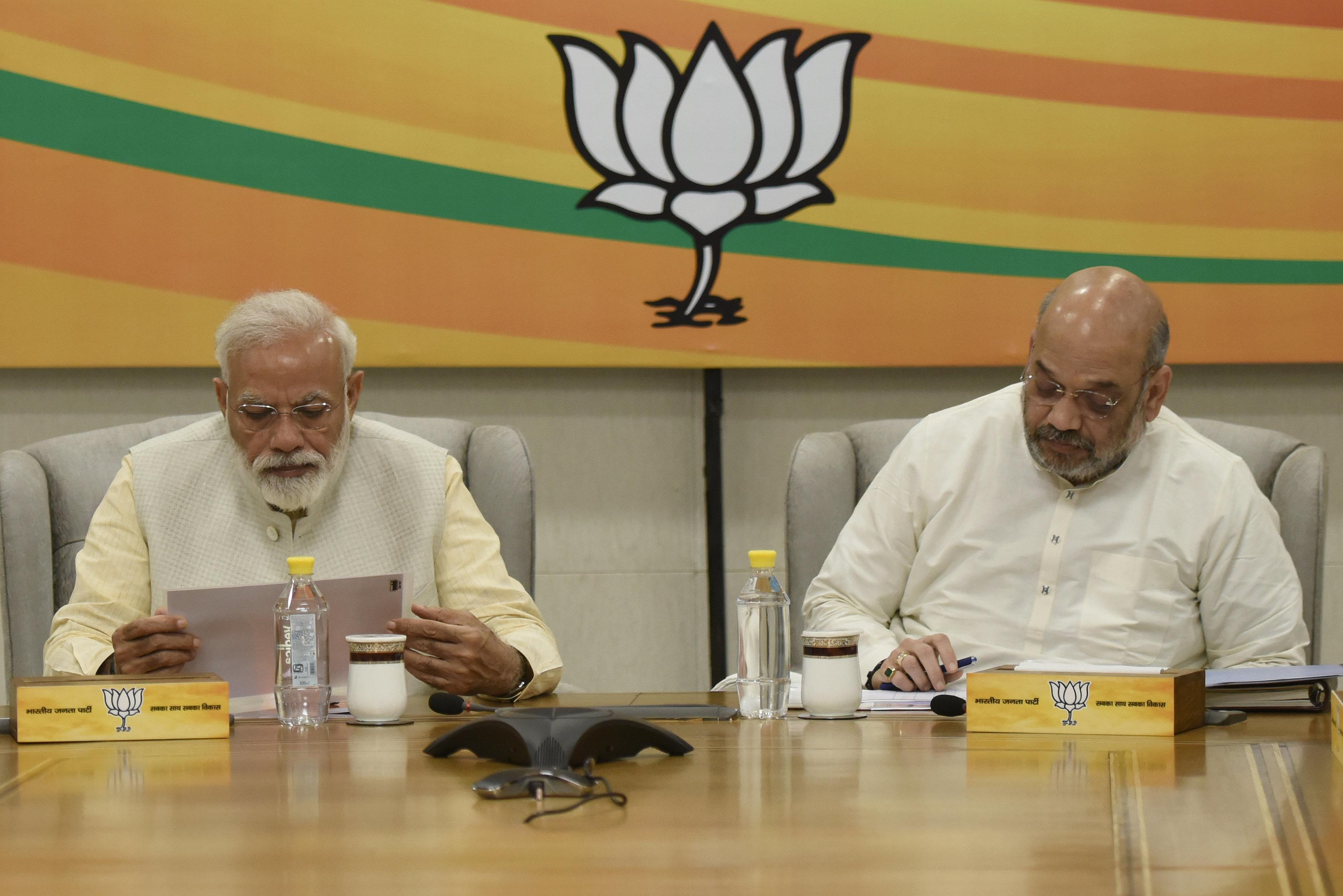 Director Of Modi Web Series Worries It Will Come Under EC