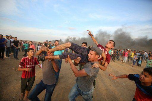 Journée de la Terre: un palestinien tué par les soldats israéliens avant le début de la grande manifestation...