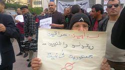UGTA: Sit in de contestation de Sidi Saïd devant la Maison du