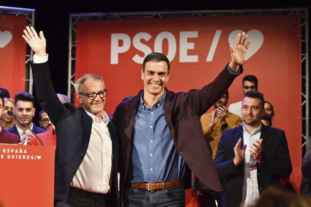 Pedro Sánchez, a Suárez Illana: