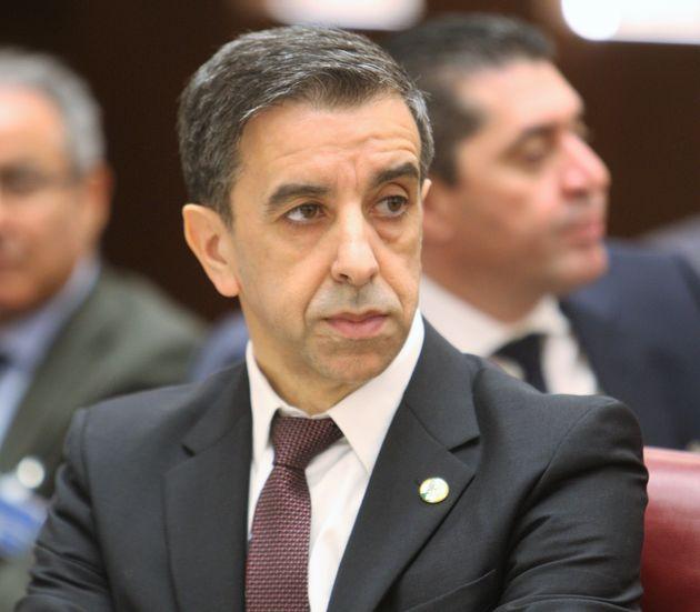 La démission de Ali Haddad annule la réunion du conseil exécutif du FCE qui devait se tenir aujourd'hui...