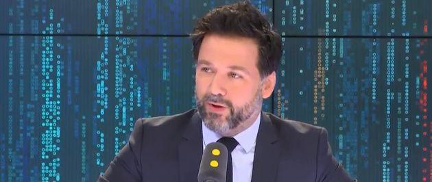 Hugues Renson, député de Paris, envisage de se porter candidat à l'investiture LREM...