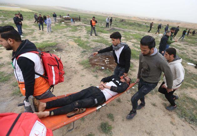 Γάζα: Τουλάχιστον τρεις νεκροί και δεκάδες τραυματίες στο φράχτη Παλαιστίνης -
