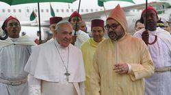 Arrivée au Maroc du pape François pour une visite officielle de deux jours dans le royaume