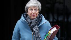 Theresa May pourrait (encore) soumettre l'accord de Brexit aux