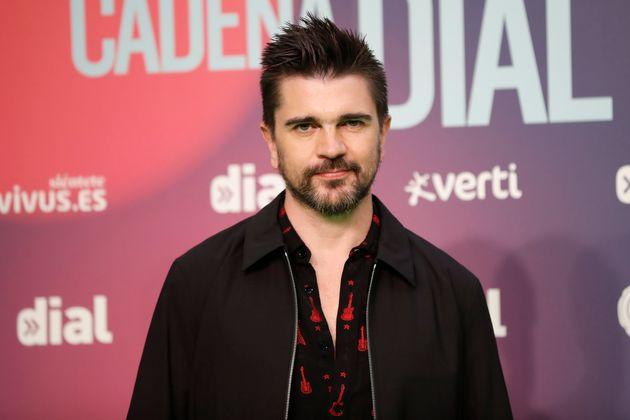 Juanes amenaza a Vox por lo que ha hecho con una de sus