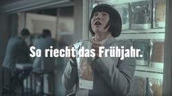 ドイツ企業のCMが日本人蔑視か。白人男性の使用済み下着をアジア系女性が嗅ぎまくる内容に非難殺到(動画)