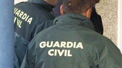 La emotiva despedida de un Guardia Civil en su último día de servicio antes de