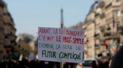Des milliers de manifestants ont défilé en France contre la loi
