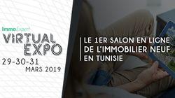 Découvrez ImmoExpert Virtual Expo, le premier salon virtuel de l'immobilier neuf en