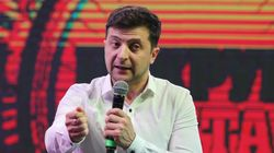 Présidentielle imprévisible en Ukraine, avec un comédien dans la peau du