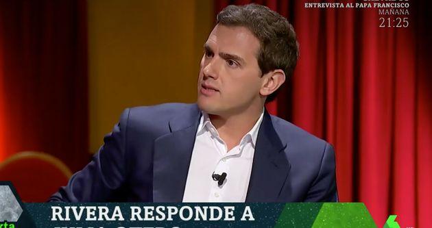 Albert Rivera provoca el cabreo general de las mujeres por estas dos propuestas reveladas en 'La Sexta
