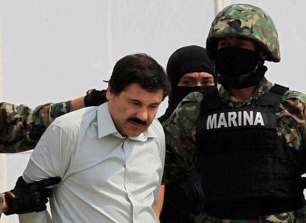 Ο βαρόνος των ναρκωτικών Ελ Τσάπο λανσάρει σειρά ρούχων μέσα από την