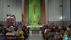 Multitud de comentarios por lo que se ha visto en la misa de La