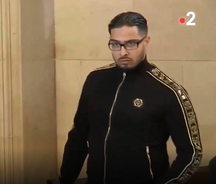Jawad Bendaoud a encore amusé Internet avec son attitude de défi et son regard