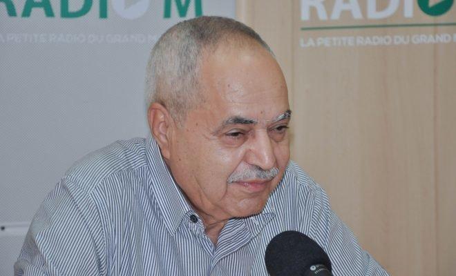 Ahmed Benbitour : Bouteflika n'est, de fait, plus Président vu