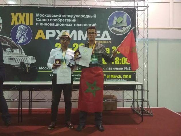 Invention: Le Maroc décroche 2 médailles d'or au Salon international de