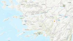 Σεισμός 4,9 Ρίχτερ στην