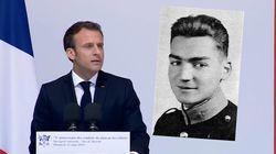 Qui était Tom Morel, le héros auquel Macron a rendu un hommage appuyé aux