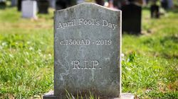April Fool's Day – An