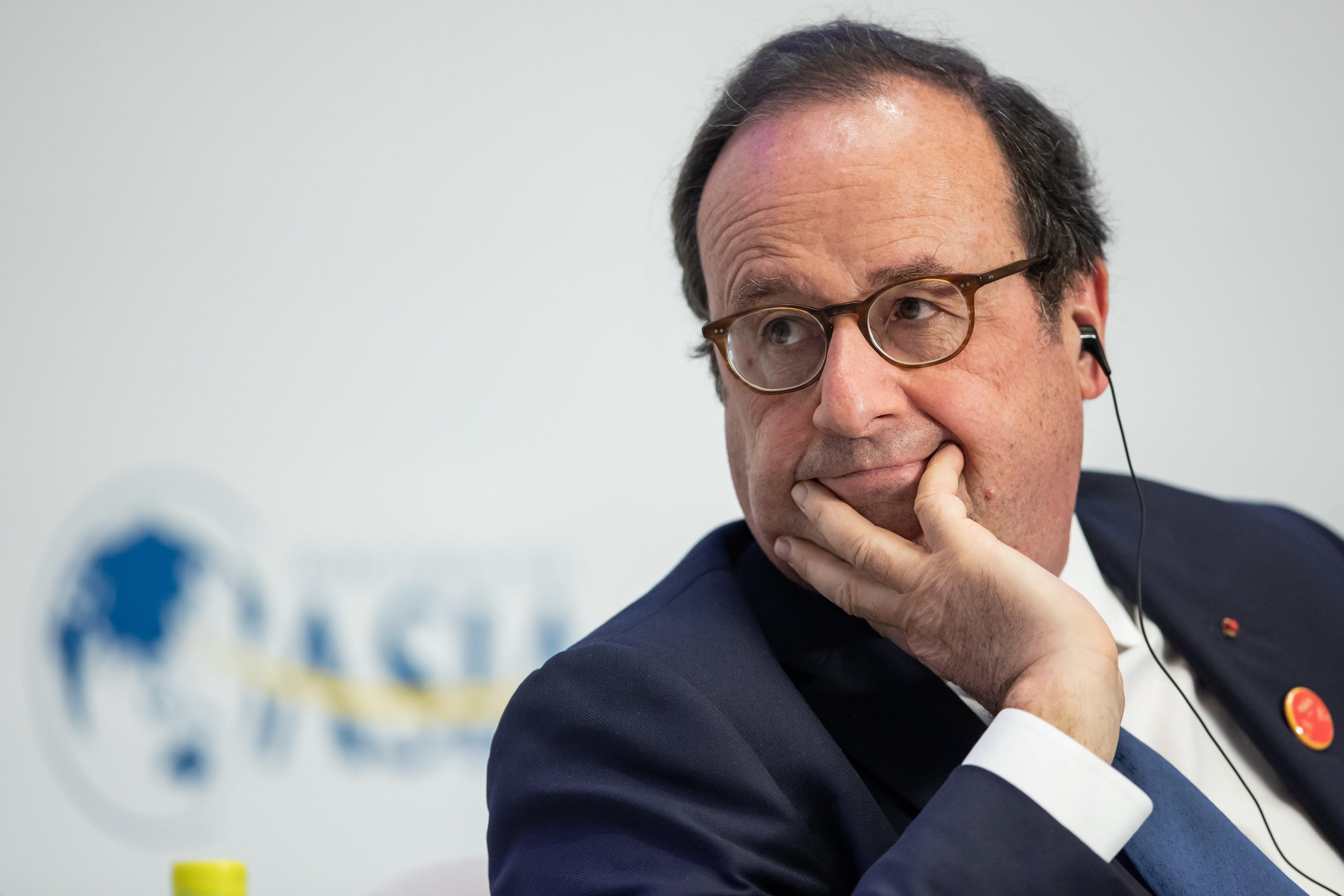 Pour Hollande, l'arrivée de l'extrême droite au pouvoir n'est qu'une question de