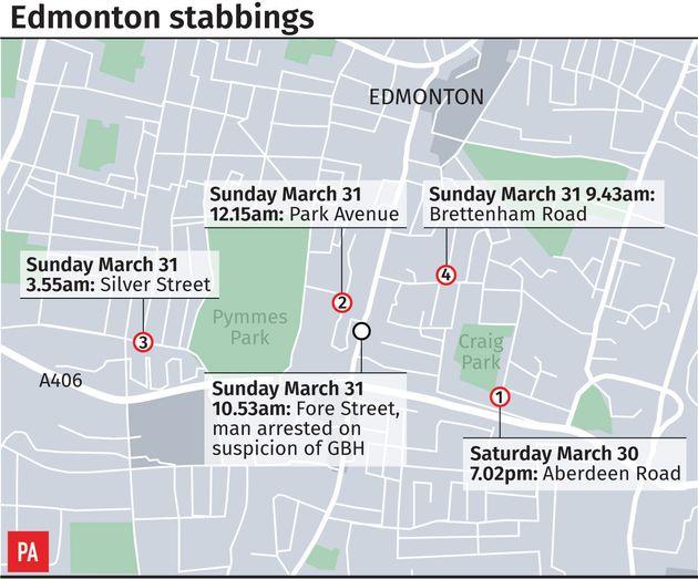 Edmonton Stabbings: Two Men Arrested After Series Of