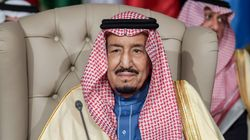 Le roi saoudien :