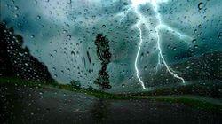 Activité pluvio-orageuse sur l'Ouest et le Sud du pays à partir de ce