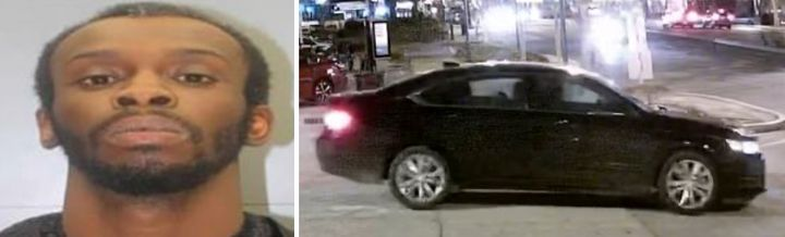 Nathan Rowland, 24, has been charged with kidnapping and murder after authorities said they tracked down the vehicle that pic