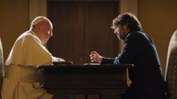 El papa Francisco en 'Salvados' sobre los muertos en las cunetas: