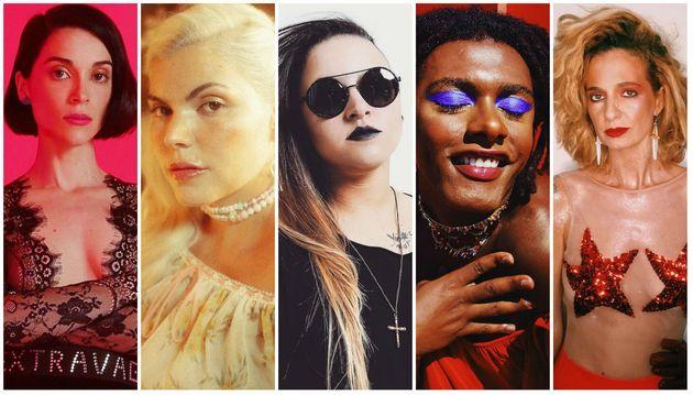 St. Vincent, Duda Beat, Groove Delight, Liniker e Letrux estão entre as mulheres que sobem ao...