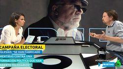 Tensión entre Ana Pastor y Pablo Iglesias: