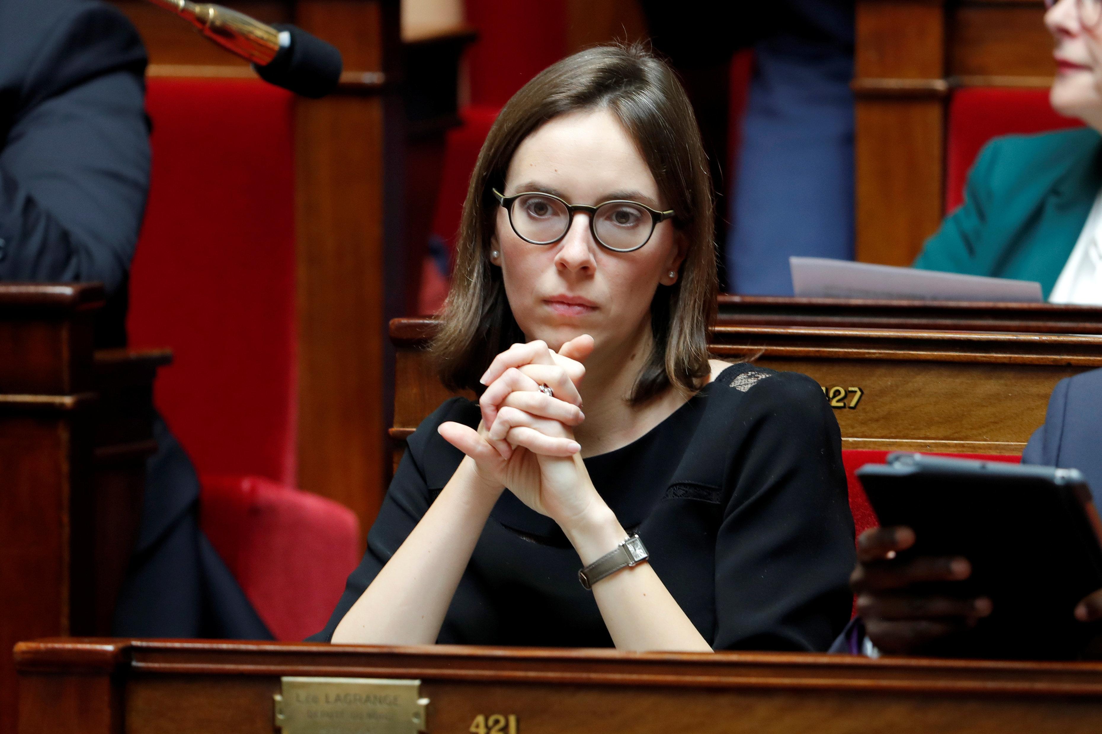 Amélie de Montchalin, la nouvelle