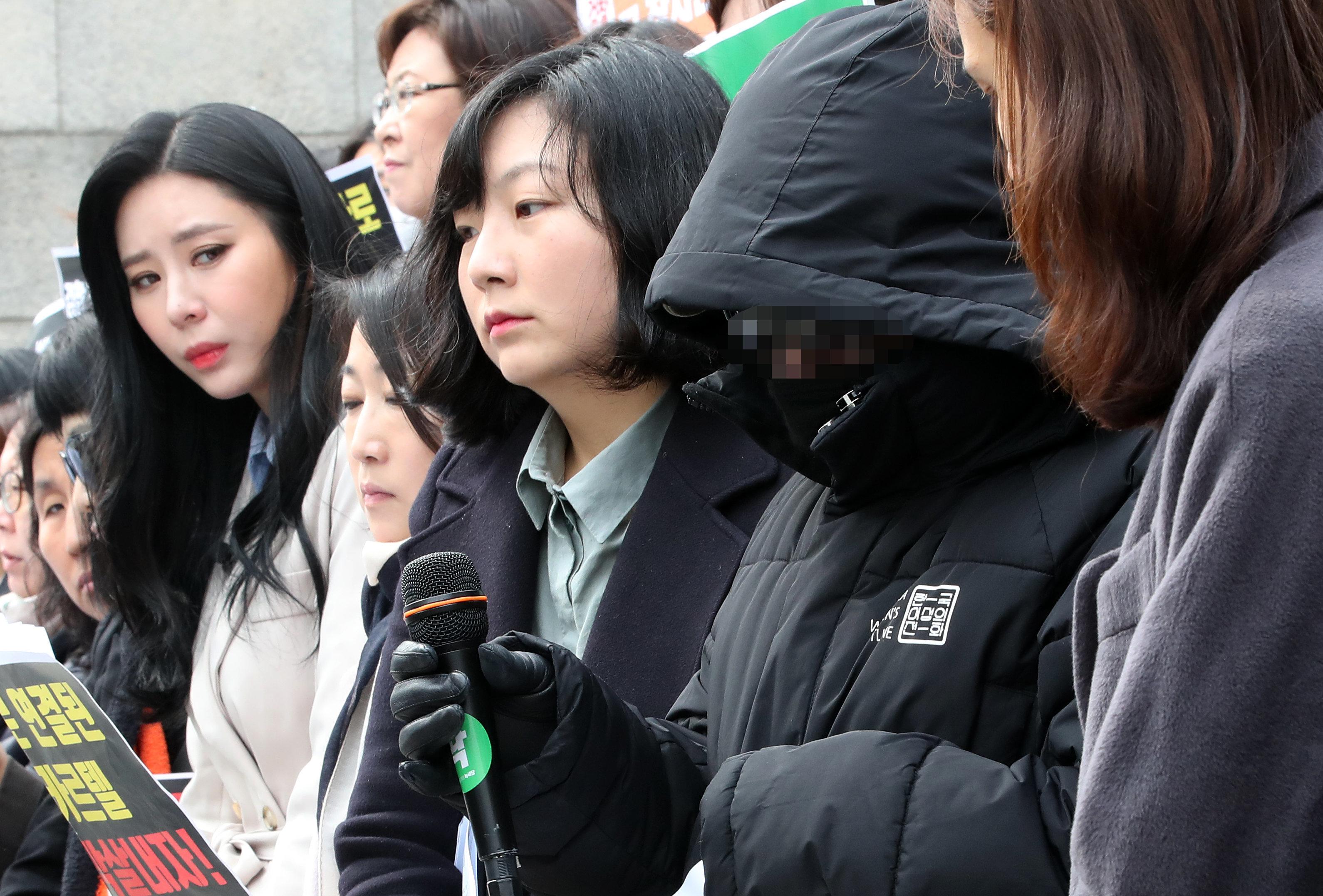 윤지오가 '만우절 거짓말' 빙자한 루머에 강경대응을